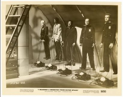 Photo originale - I MARRIED A MONSTER FROM OUTER SPACE - 1958