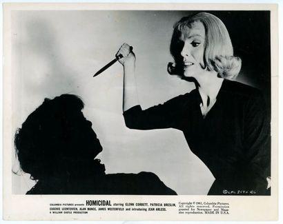 Photo originale - HOMICIDAL - 1961