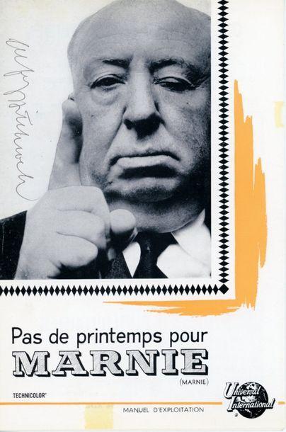 Dossier Presse - MARNIE - 1964