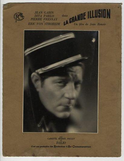 Photo originale - GRANDE ILLUSION (la) - 1937