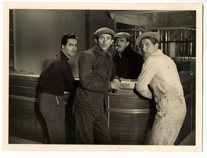 Photo originale - BELLE EQUIPE (la) - 1936