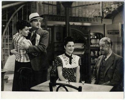 Photo originale - CIRCONSTANCES ATTENUANTES - 1939