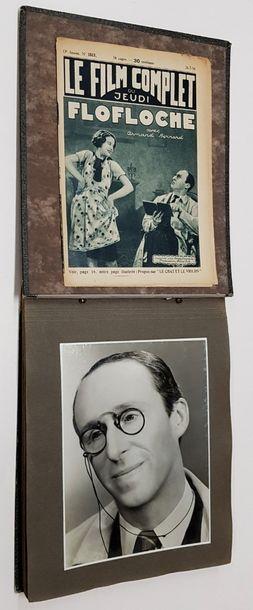 Album de Photos - FLOFLOCHE - 1934
