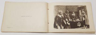 Album de Photos  - TROIS MOUSQUETAIRES (les) - 1912