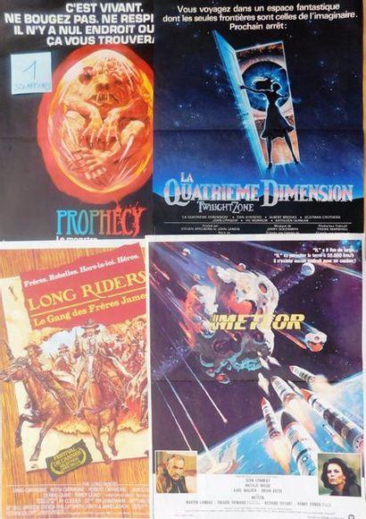 Films des années 60/80 Un lot d'environ 315/320...