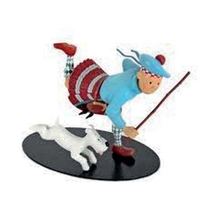 PIXI. 45936. Tintin en écossais. Moulinsart...