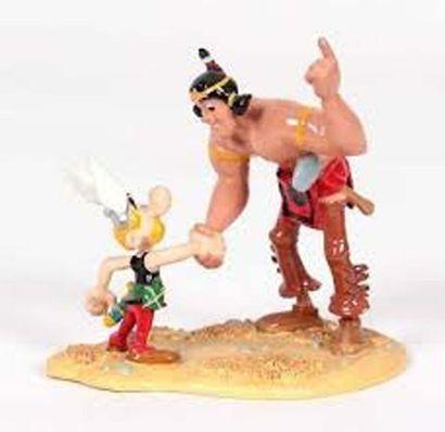 PIXI 4234. La poignée de main d'Astérix à...