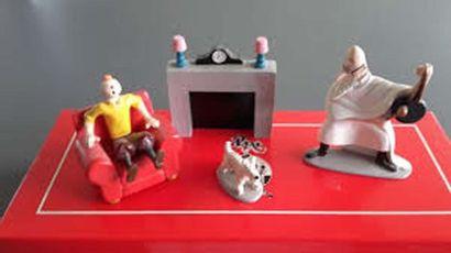 PIXI 4531. Tintin et Philippulus. D'après...