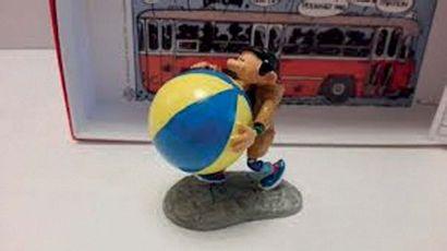 PIXI 4746. Gaston et son gros ballon. D'après...