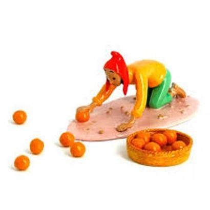 PIXI 46241. Zorrino et les Oranges. Moulinsart...