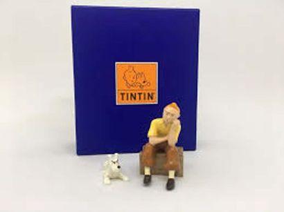 PIXI 46904. Tintin caisse. Moulinsart 1998,...
