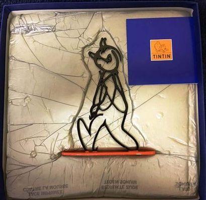 PIXI 46222. L'Alph-Art. Moulinsart 2006....
