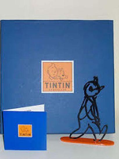 PIXI 46221. L'Alph-Art. Moulinsart 2006....