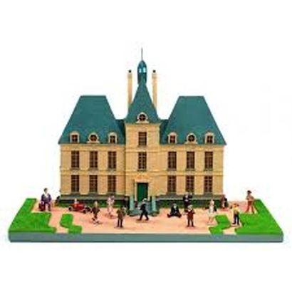 PIXI 46208. Le Château de Moulinsart. Moulinsart...