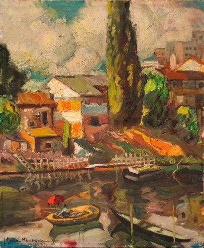 José CRUZ HERRERA (1890-1972)