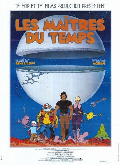 ex. - MAITRES DU TEMPS (les)