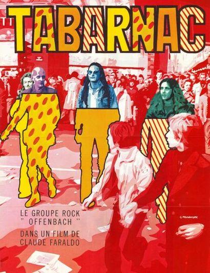 3 ex. - TABARNAC - 1975