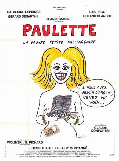 3 ex. - PAULETTE - 1982