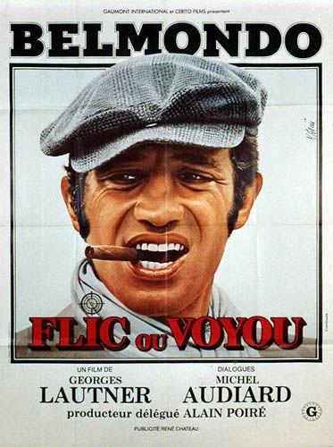 7 ex. - FLIC OU VOYOU - 1978