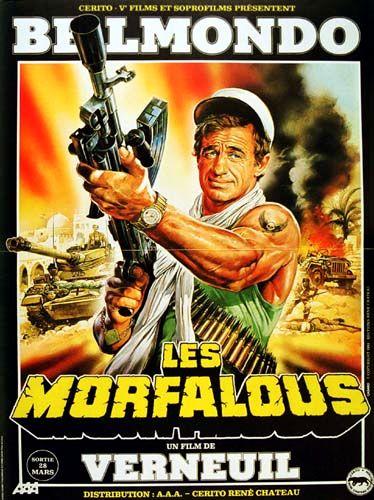5 ex. - MORFALOUS (les) - 1984