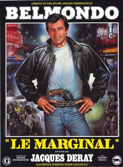 4 ex. - MARGINAL (le) - 1983