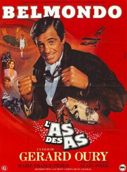 10 ex. - AS DES AS (l') - 1982