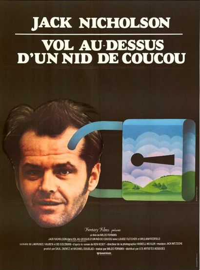 6 ex. - ONE FLEW OVER THE CUCKOOS NEST - 1975