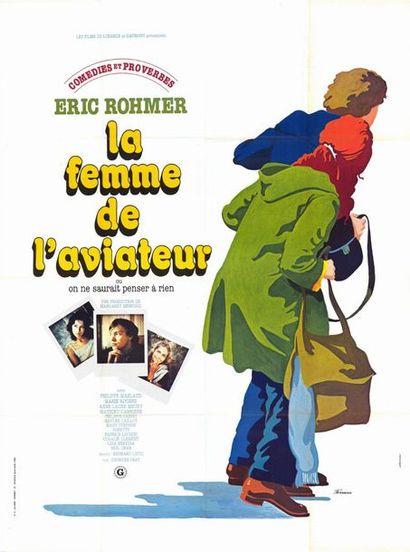 2 ex. - FEMME DE L'AVIATEUR (la) - 1981