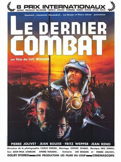 2 ex. - DERNIER COMBAT (le) - 1983