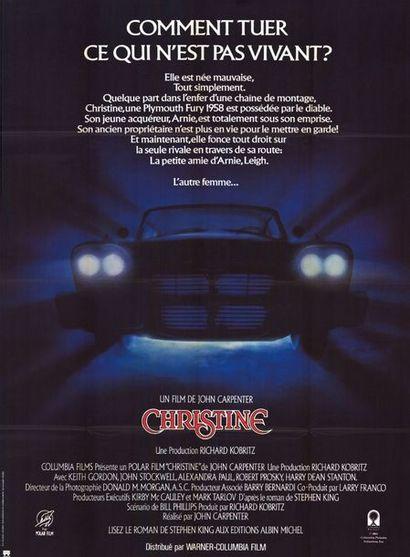 8 ex. - CHRISTINE - 1983