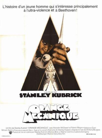 5 ex. - CLOCKWORK ORANGE (a) - 1971