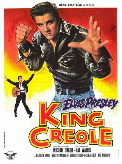2 ex. - KING CREOLE - 1958