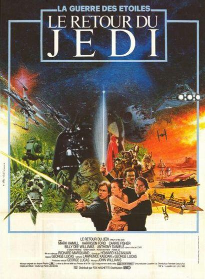 2 ex. - RETURN OF THE JEDI - 1983