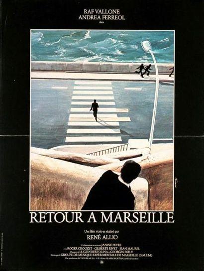 10 ex. - RETOUR A MARSEILLE - 1979