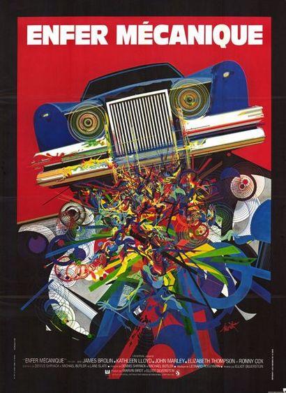 6 ex. - CAR (the) - 1977