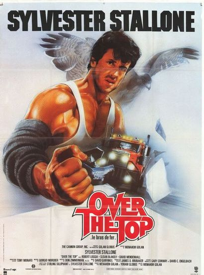 8 ex. - OVER THE TOP - 1987