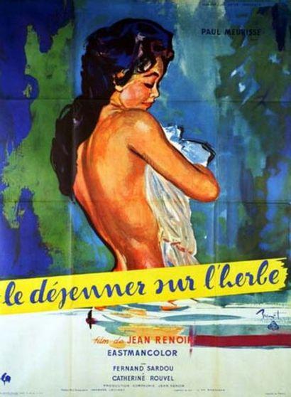 DEJEUNER SUR L'HERBE (le) - 1959