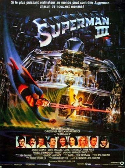 2 ex. - SUPERMAN 3 - 1983