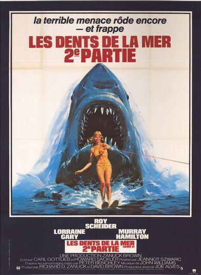 2 ex. - JAWS 2 - 1978