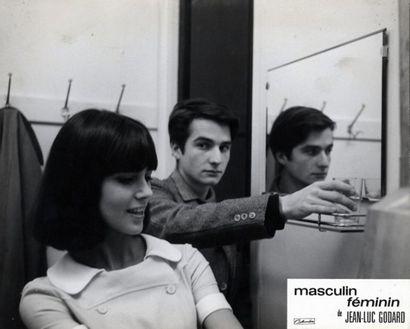 MASCULIN FEMININ - 1966 - J.P. Leaud