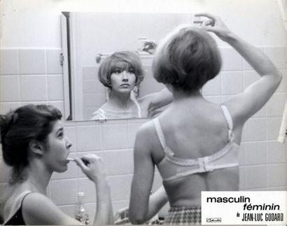 MASCULIN FEMININ - 1966 - Marlène Jobert