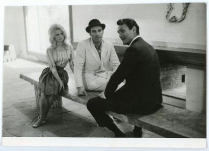 MEPRIS (le) - 1963 - Brigitte Bardot