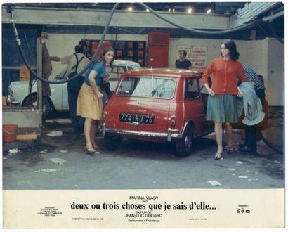 DEUX OU TROIS CHOSES QUE JE SAIS D'ELLE - 1967