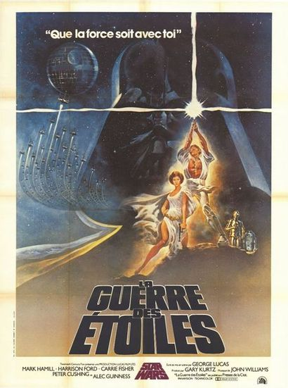 STAR WARS - 1977