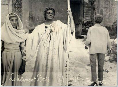 TESTAMENT D'ORPHEE (le) - 1960 - Jean Marais