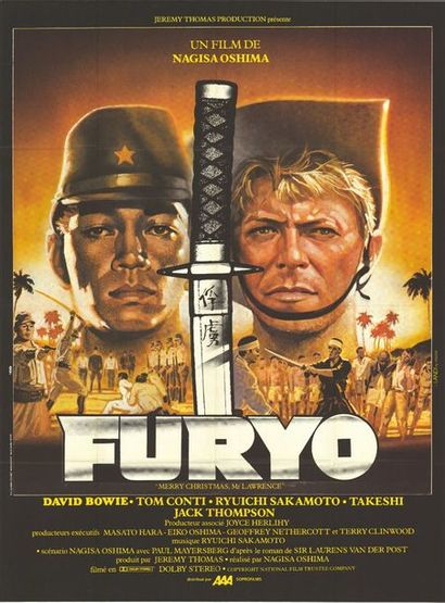 3 ex. - MERRY CHRISTMAS, MR. LAWRENCE - 1982