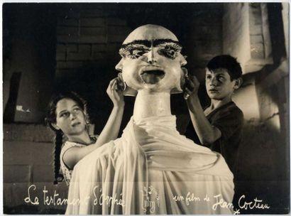 TESTAMENT D'ORPHEE (le) - 1960