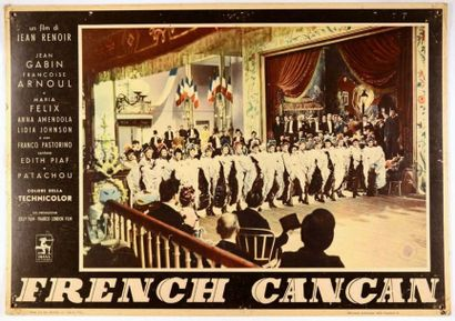 FRENCH CANCAN - 1955
