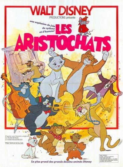 2 ex. - ARISTOCATS (the) - 1971