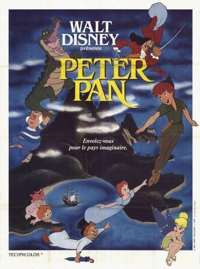 2 ex. - PETER PAN - 1953